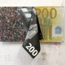 1. kennardphillipps Here Comes Everybody [Study#1Paper money] (2015)