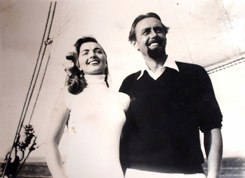 Hans and Lotte Hass