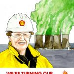 Brandalism Subverts Shell Campaign